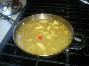 potato-curry