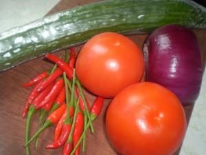 chilli-salada