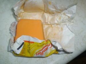 goldenray butter