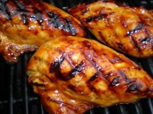 caribbean grill chicken
