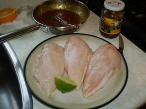 trini bbq chicken