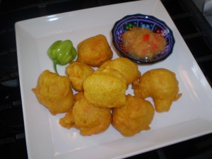 trini pholourie recipe