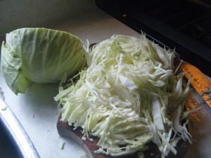 trinidad fry cabbage