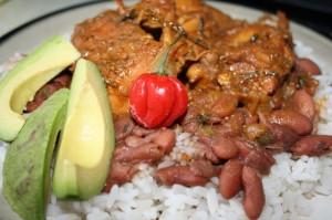 trini stew redbeans