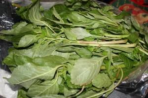 trinidad bhaji recipe