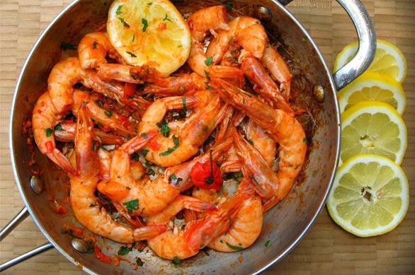 jamaican pepper shrimp