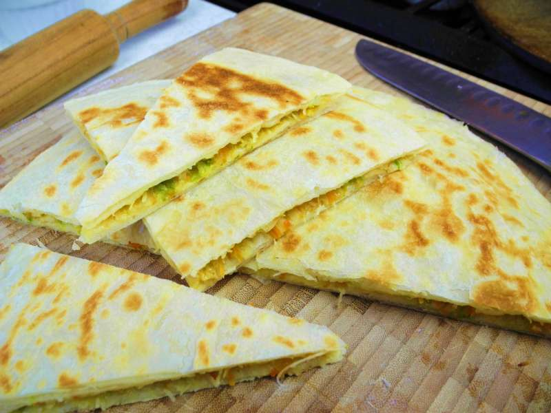 The ultimate pepper roti recipe caribbeanpot youre forumfinder Choice Image