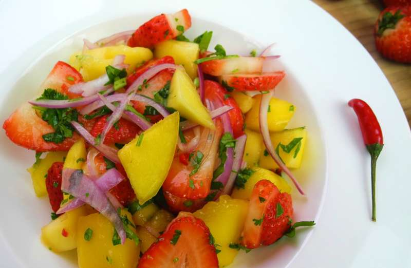Jamaican Food Fruit Salad Recipe