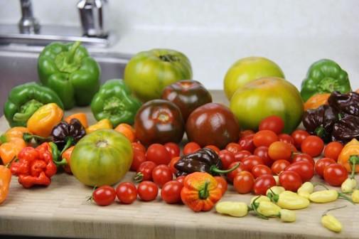 Gluten Free tomato salad (1)