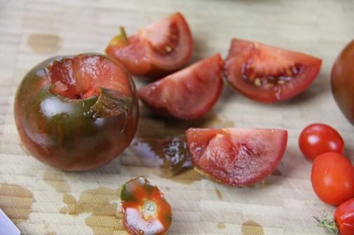 Gluten Free tomato salad (2)