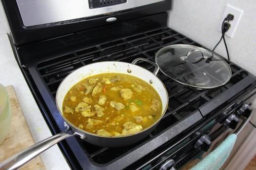 curry pork (8)