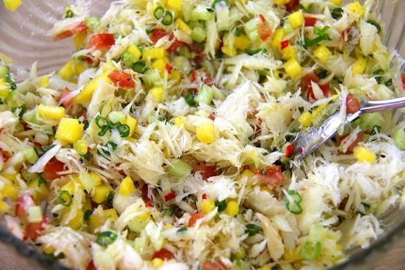 trinidad saltfish buljol (10)