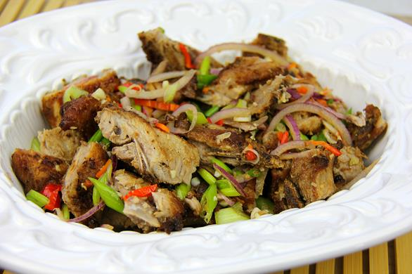 trinidad pork chow (10)