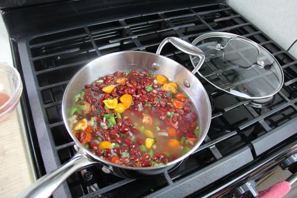 stewed beans (5)