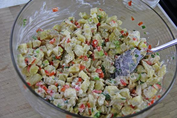 green fig salad (8)