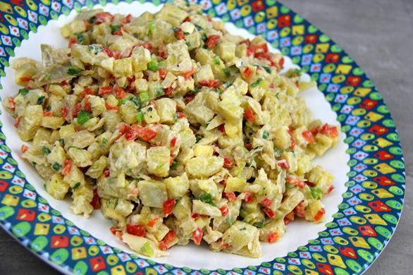 green fig salad (9)