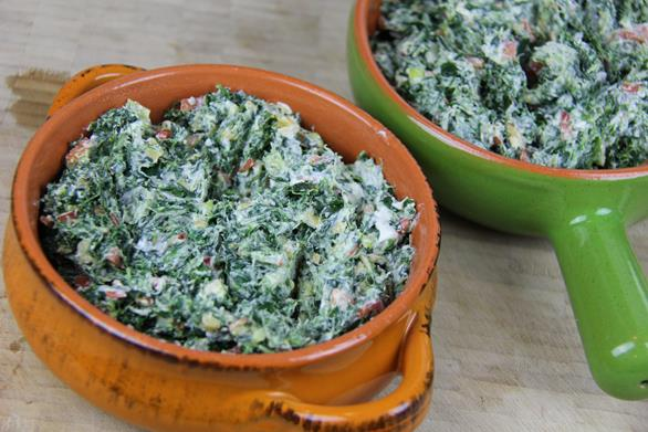 cheese spinach dip (8)