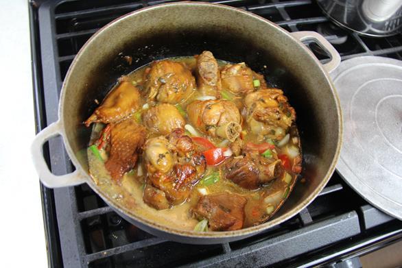 stewed turkey wings (9)