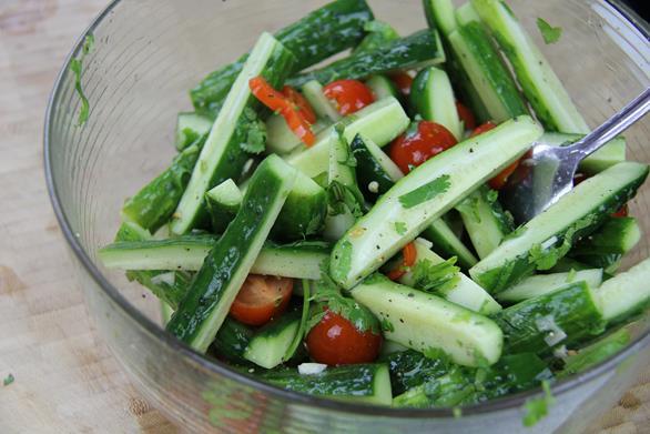 spicy cucumber salad (7)