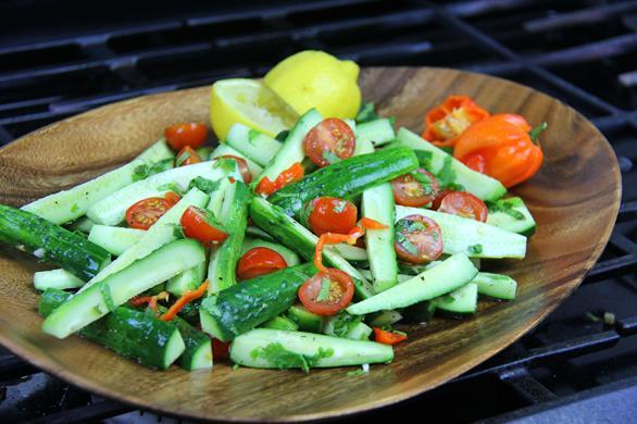 spicy cucumber salad (8)