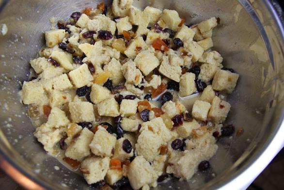 christmas bread pudding (8)
