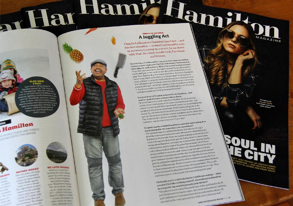 Hamilton Magazine