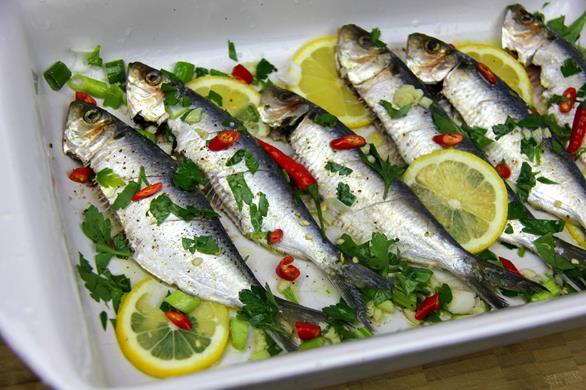 grilled sardines (4)