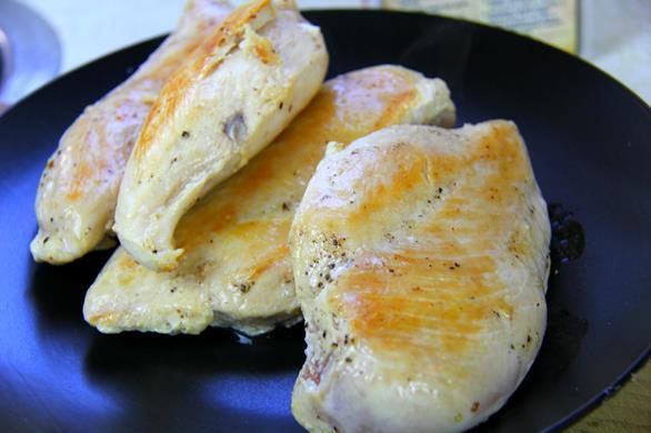coconut tarragon chicken  (3)