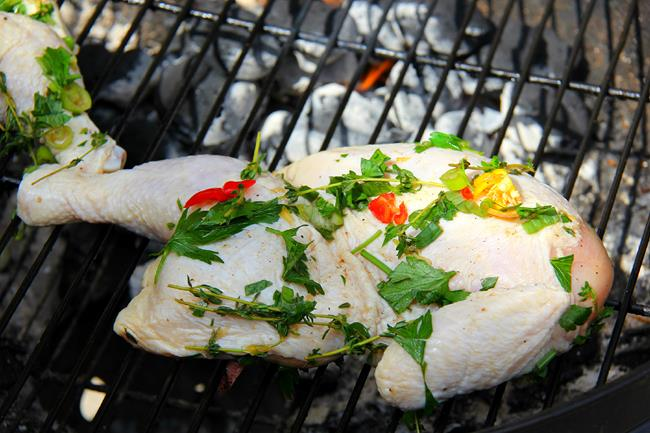Caribbean bbq chicken (6)