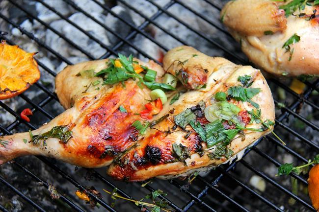 Caribbean bbq chicken (9)