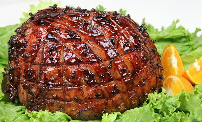 Caribbean sorrel glazed ham caribbeanpot caribbean glazed ham 1 after posting this recipe forumfinder Gallery