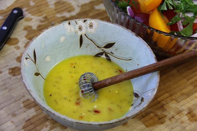 heirloom tomato salad (5)