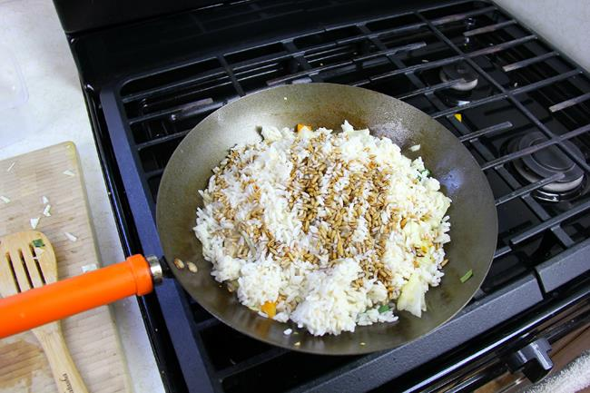 salmon fried rice (5)