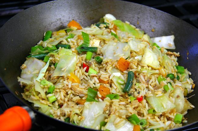 salmon fried rice (7)