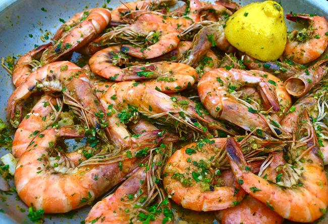 scotch bonnet pesto shrimp (1)