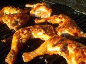 caribbean bbq chicken