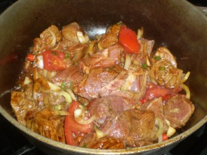 trinidad stew beef recipe