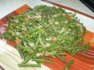 caribbean french beans