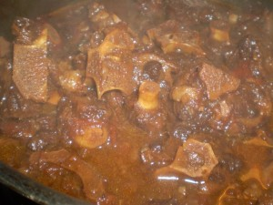 stew oxtail recipe