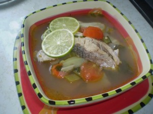 trini fish broth recipe
