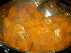 vegetarian pumpkin recipe