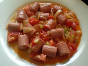 cooked vienna sausage recipe