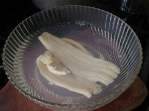how to cook saltfish