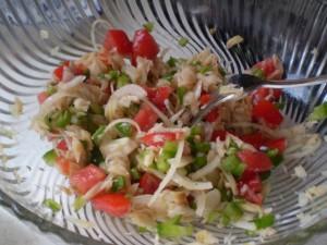 saltfish buljol trinidad
