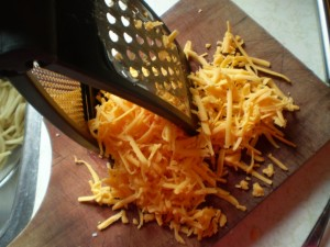 cheese for macaroni pie