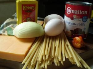 how to make macaroni pie