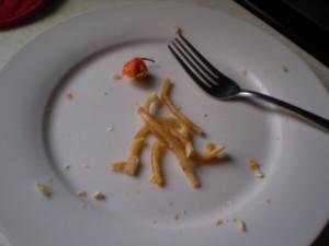 macaroni pie lunch