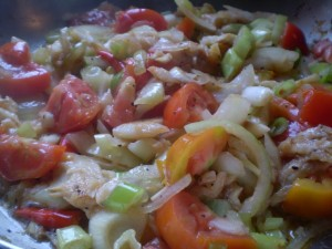 tomato and saltfish recipe