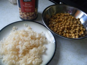 channa with aloo