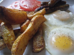 seasoned breakfast potato wedges